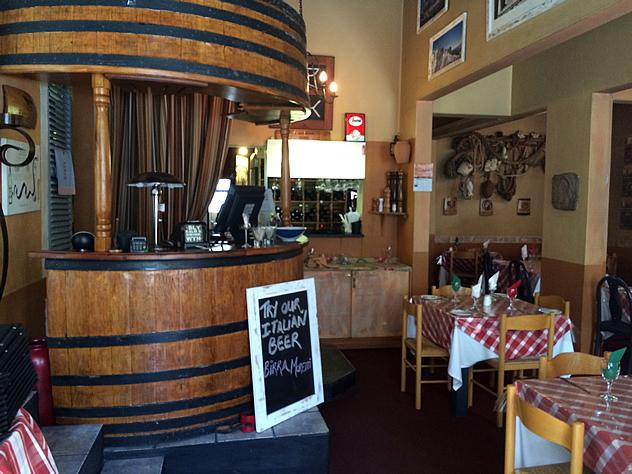 Fabio's Ristorante. Photo courtesy of the restaurant.