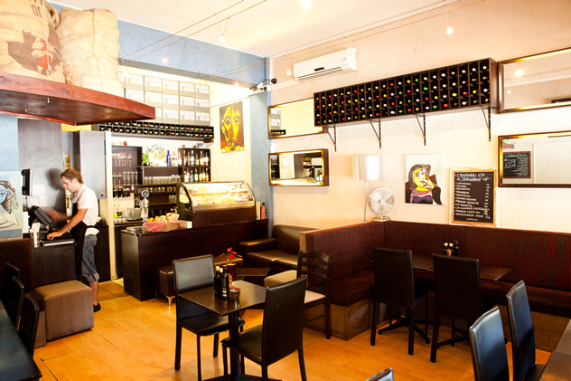 La Boheme Bistro. Photo courtesy of the restaurant.