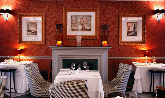 Level Four Restaurant at 54 on Bath