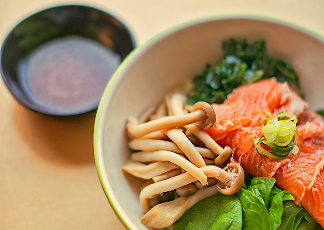 A dish at Kyoto Garden Sushi. Photo supplied.