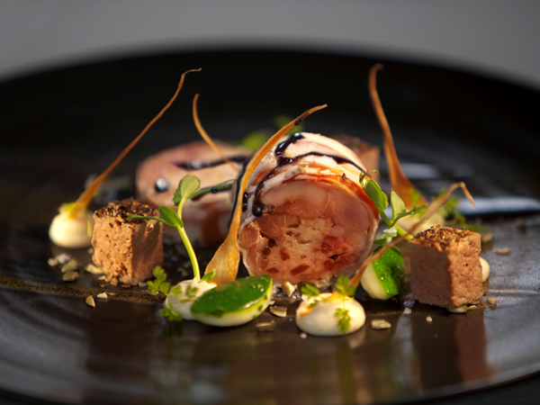 Qunu Restaurant at Saxon Hotel, Villas and Spa