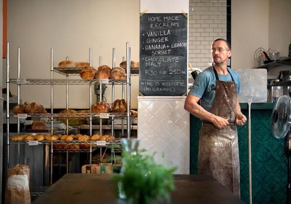 The Glenwood Bakery