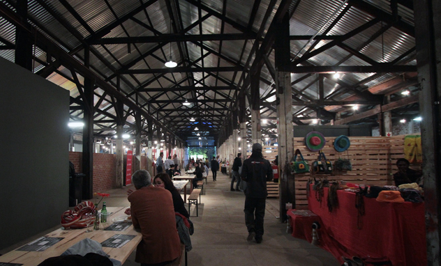Hip Jozi market The Sheds@1Fox reopens with a revamped ...