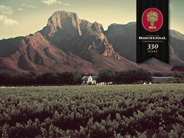 Boschendal Wine Estate celebrates 330 years
