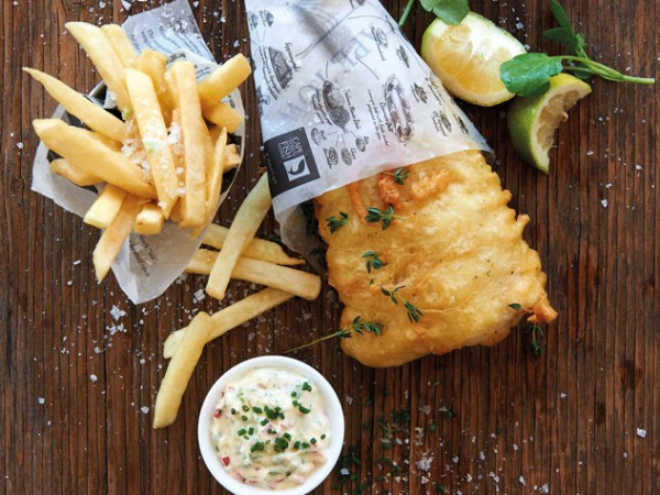 CTFM Fish and chips