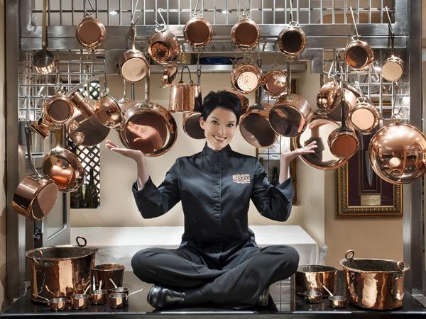 Video: 2014 Chef of the Year Chantel Dartnall of Restaurant Mosaic