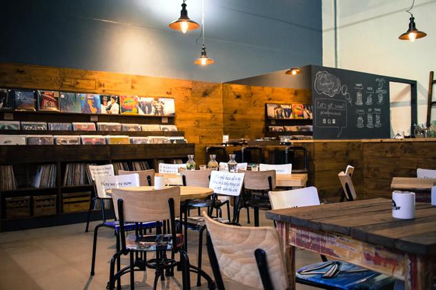 Hard Pressed Cafe. Photo courtesy of the restaurant.