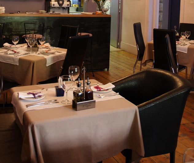 Il Cappero. Photo courtesy of the restaurant.