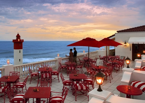 A view of the ocean at The Lighthouse Bar. Photo supplied.
