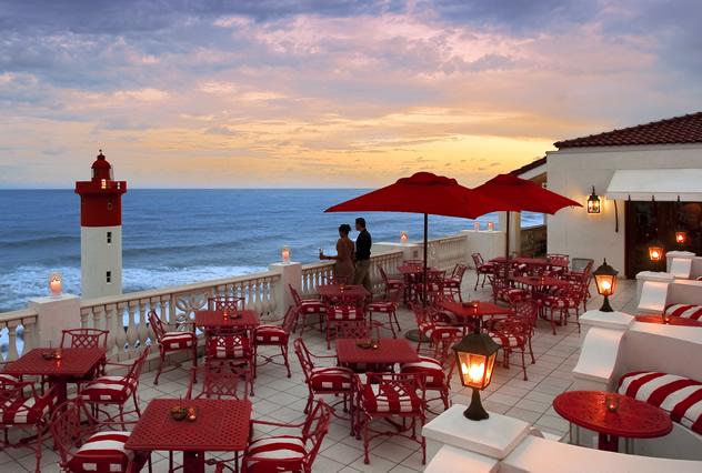The Lighthouse Bar. Photo courtesy of the restaurant.