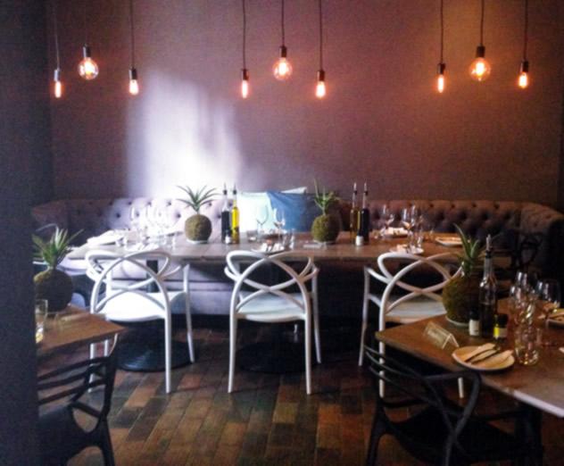 Palma. Photo courtesy of the restaurant.