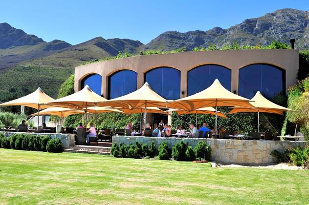 Roca Restaurant. Photo courtesy of the restaurant.