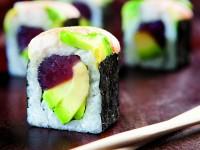 Beluga sushi special