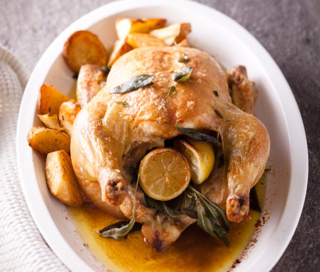 Best roast chicken