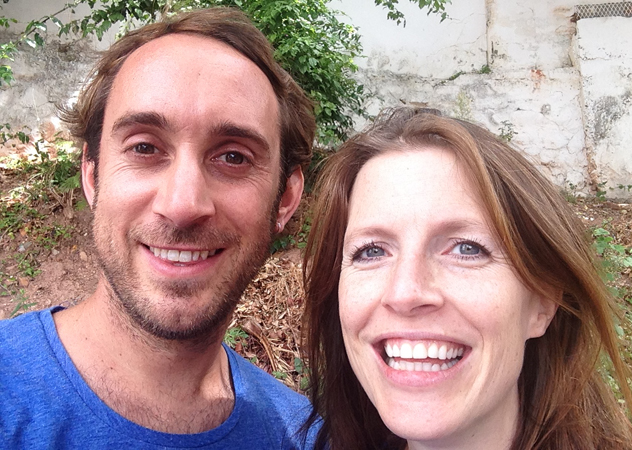 Culture Cheese Club owners Luke Williams and Jessica Merton