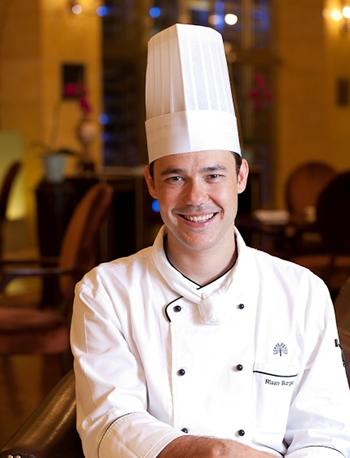 Mondiall Executive Chef Riaan Burger