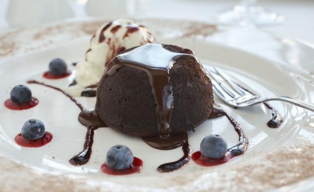Pigalle chocolate fondant