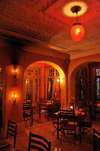 Seven on Kellner. Photo courtesy of the restaurant.