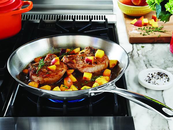 Bacon, ham, sausages and chops: 25 pork recipes