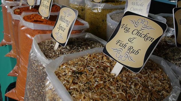 The Banting Food Market