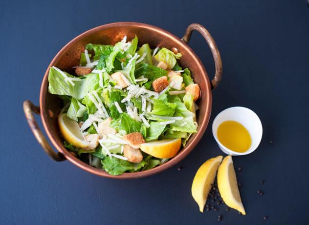 Fancy salad titibits