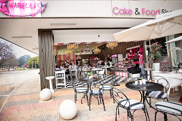 Isabella's Cake and Food Shop. Photo courtesy of the restaurant.