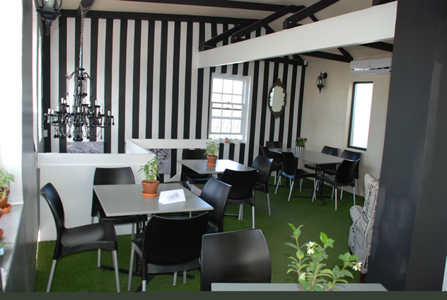 Loco Lounge International Restaurant. Photo courtesy of the restaurant.