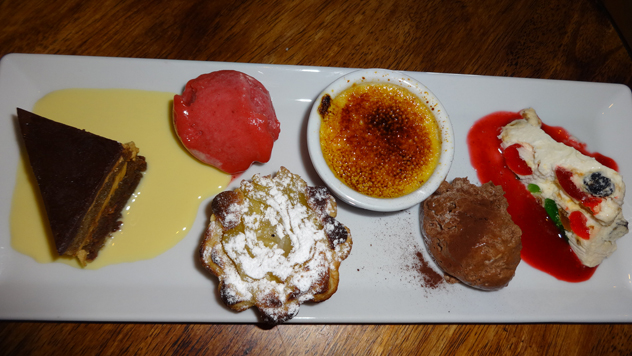 Les Délices de France. Photo courtesy of the restaurant.