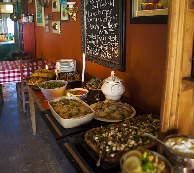 Mama Cucina Pizza and Pasta Italian Restaurant. Photo courtesy of the restaurant.