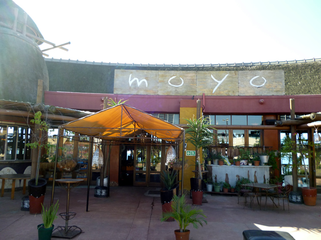 Moyo Ushaka. Photo courtesy of the restaurant.