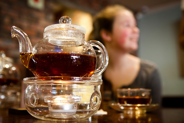O'ways Tea café. Photo courtesy of the restaurant.