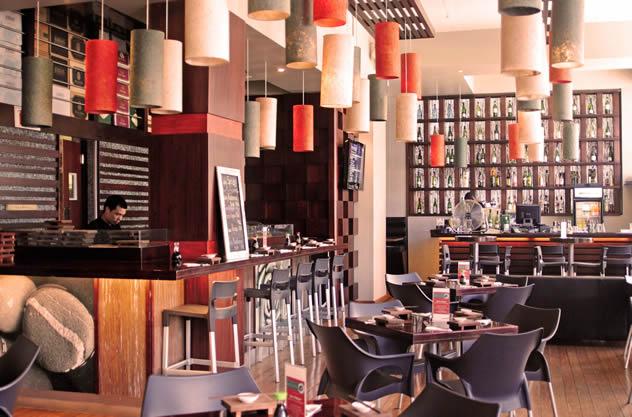 Salushi. Photo courtesy of the restaurant.