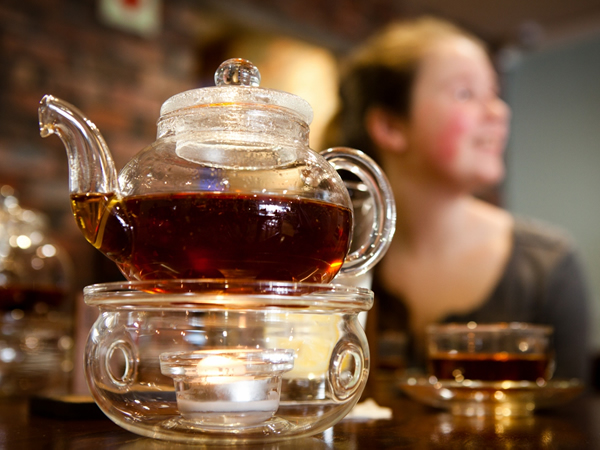 Pinkies up: Five great teahouses