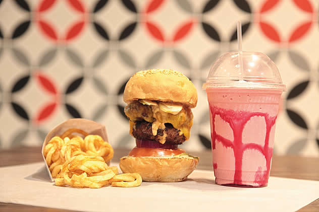 The Great Burger Company. Photo courtesy of the restaurant.
