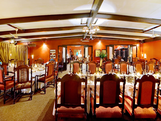 The interior at Wombles. Photo courtesy of the restaurant.