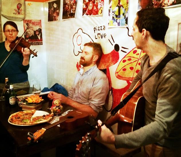 Ferdinando's Pizza. Photo courtesy of the restaurant.