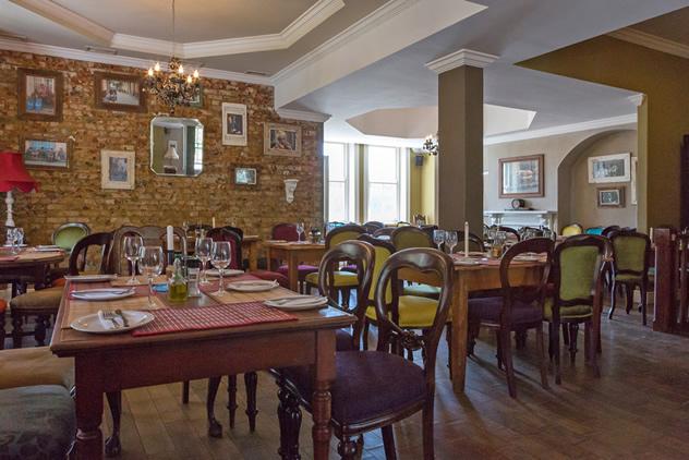 Buena Vista Social Cafe. Photo courtesy of the restaurant.