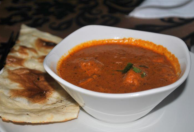 Curry from Thava