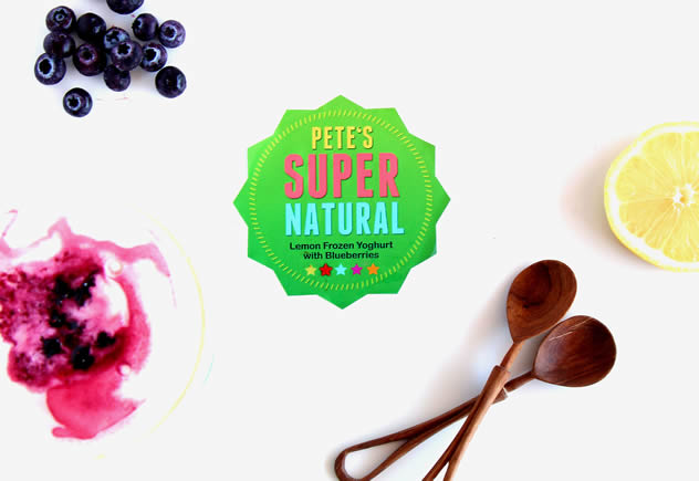 Pete's Super Natural ice cream . Photos by Rupesh Kassen.