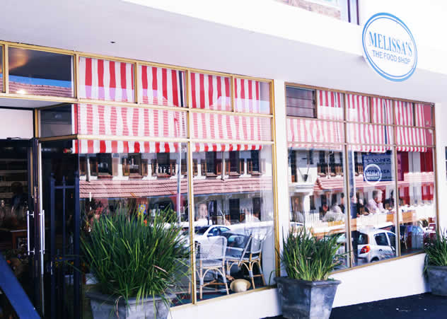 Melissa's in Kloof Street. Photo courtesy of the restaurant.
