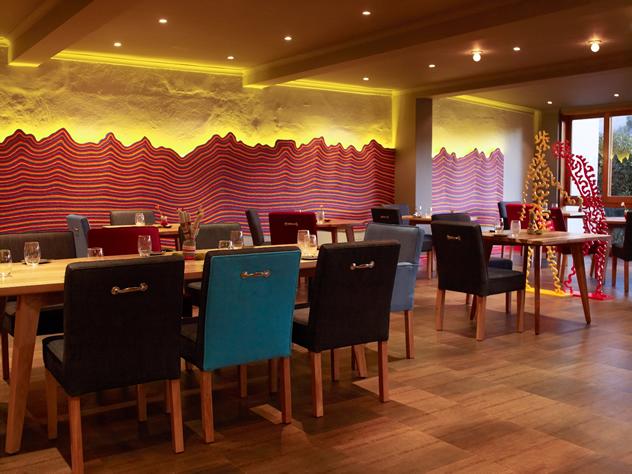 The Tasting Room at Le Quartier Français. Photo courtesy of the restaurant.