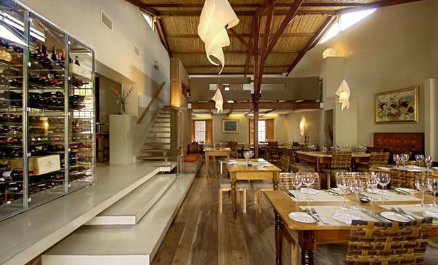 Aubergine Restaurant. Photo courtesy of the restaurant.