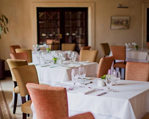 Granita at Kievits Kroons. Photo courtesy of the restaurant.