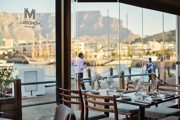 Mondiall. Photo courtesy of the restaurant.
