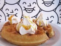 Mr Big Stuff waffle