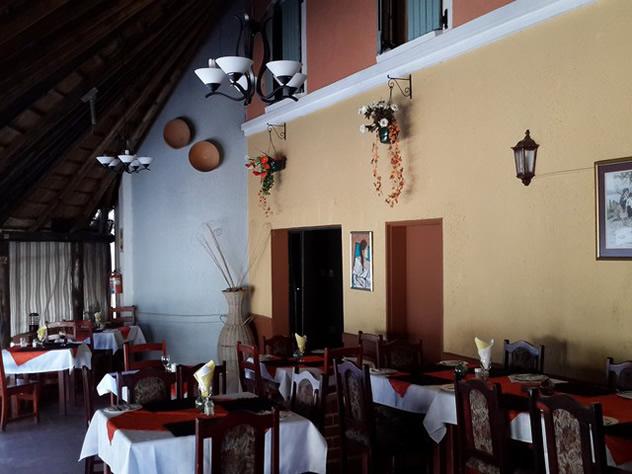 Ninho Pica Pau. Photo courtesy of the restaurant.