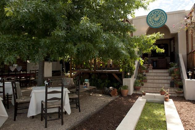 Cafe Paradiso. Photo courtesy of the restaurant.