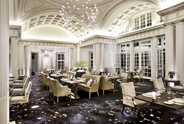 Planet Restaurant at the Belmond Mount Nelson. Photo supplied.