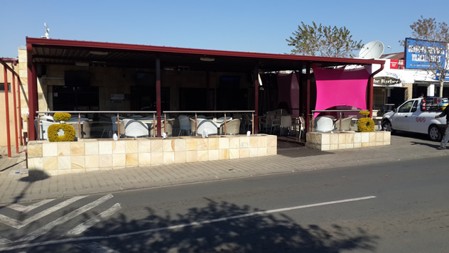 Restaurant Vilakazi. Photo by Lesego Semenya