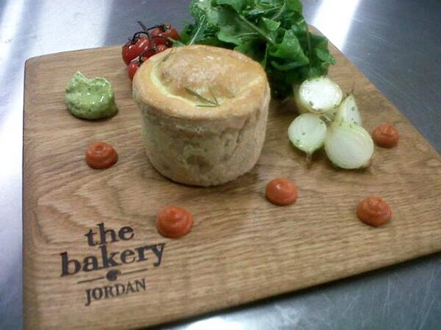 The Bakery at Jordan. Photo courtesy of the restaurant.